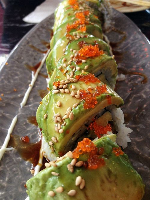 Who else loves #Dragon #Rolls? #Sushi