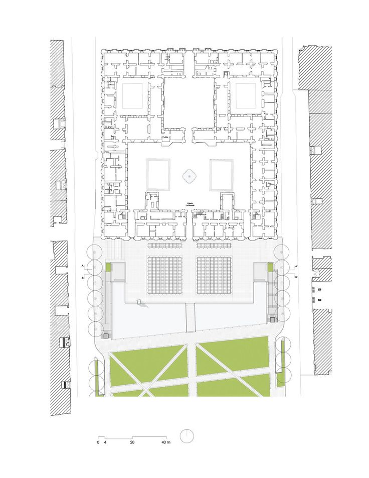 Galería de Centro Cultural Palacio La Moneda y Plaza de la Ciudadanía / Undurraga Devés Arquitectos - 22