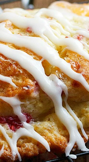 Peach Melba Scones                                                                                                                                                     More