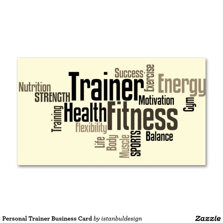 Best 25+ Personal boxing trainer ideas on Pinterest Bicep - persona trainer sample resume