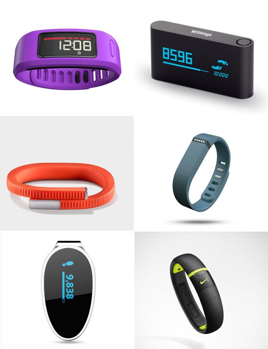 10 Gadgets That Track Your Fitness Stats