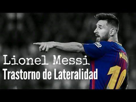 PSICOLOGIA VISUAL: Lionel Messi tiene trastorno de Lateralidad Cruzad...