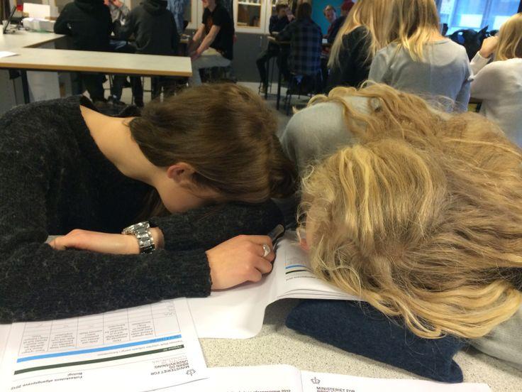 Biologi er hårdt!