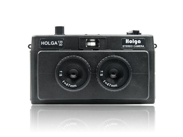 Holga 135 3D Camera, Stereoscopic, oooooh