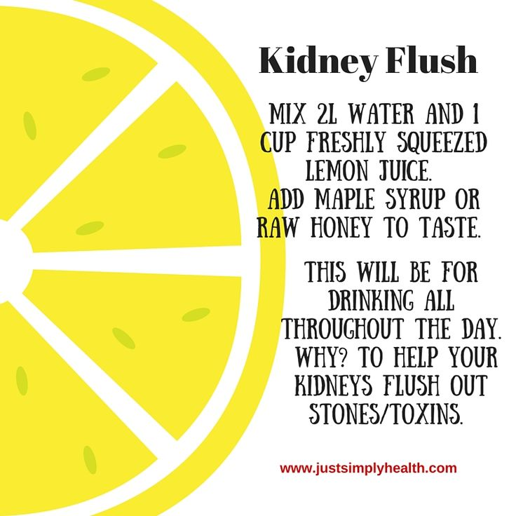 Best way to get rid of Kidney Flush? JSH has this to say. ‪#‎Naturaltherapies‬ ‪#‎Justsimplyhealth‬