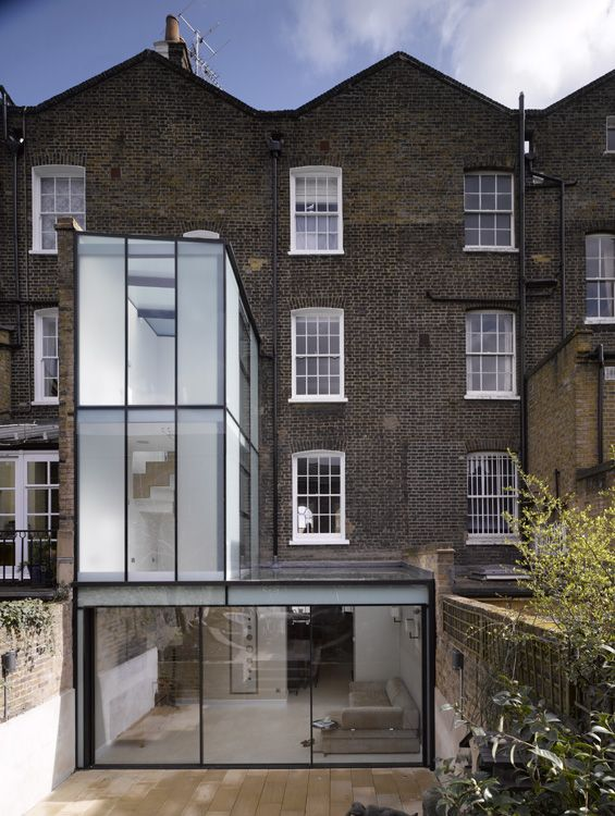 17 best images about extension on pinterest rear for Terrace extension