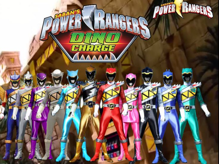 Power Rangers Dino Charge by ThePeoplesLima.deviantart.com on @deviantART