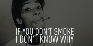 Wiz Khaleef HD Wallpapers Images Weed QUotes