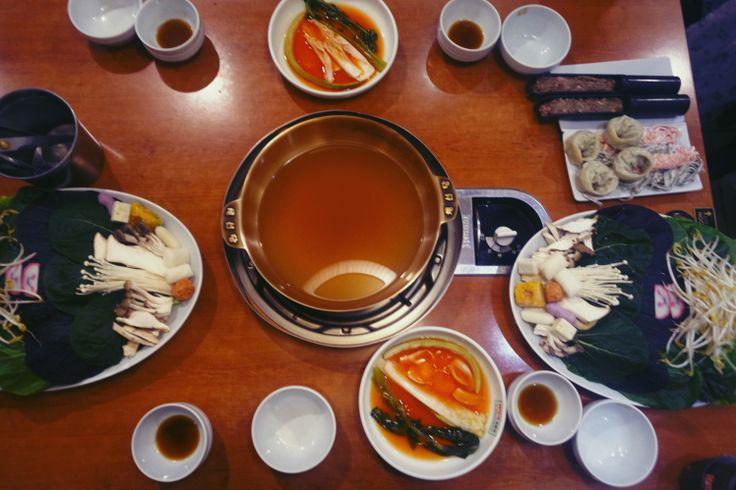Jour 3 - Food   K-food   South Korea   Corée du Sud   Corea   Seoul   Séoul   Traditional