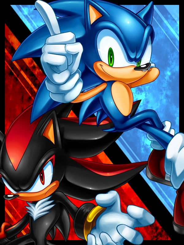 136 Best Images About Cute Sonic On Pinterest