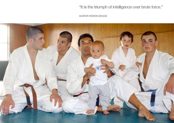 'It is the triumph of intelligence over brute force...' Master Rorion Gracie. #bjj #jiujitsu #graciejiujitsu #renergracie