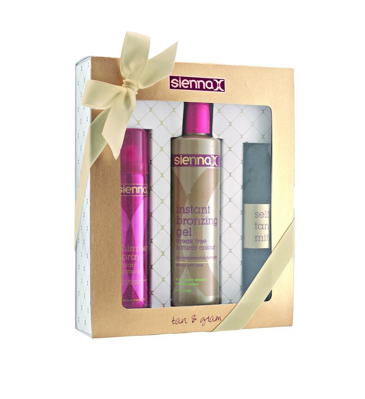 Sienna X Tan & Glam Gift Set