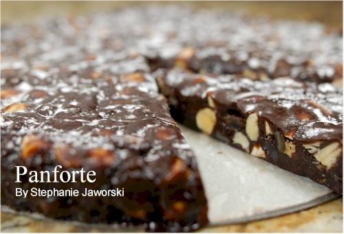 Panforte | Food & Recipes | Pinterest