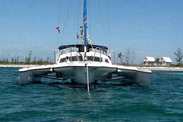 16 best Trimarans Sailing images on Pinterest | Sailing ...