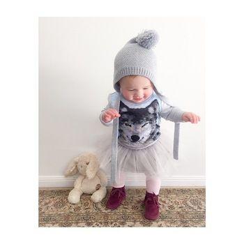 Nieuwe mode lente herfst winter katoenen baby 0-6 jaar meisjes jongens peuter baby muts kinderen caps candy kleur mooie nordic stijl