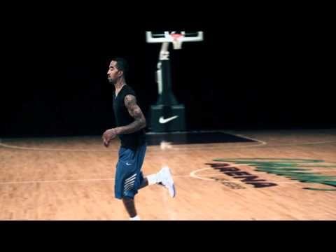 Nike Pro Training Drills, JR Smith, Shooting: Elbow Drill - YouTube