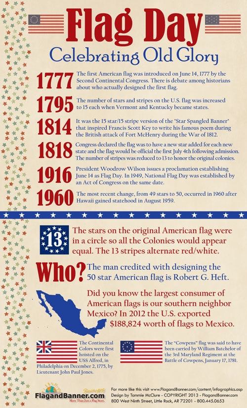Best 25 flag day facts ideas on pinterest happy facts for The american flag history