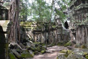 Temples of Angkor, Cambodia www.alwayshappytravels.com