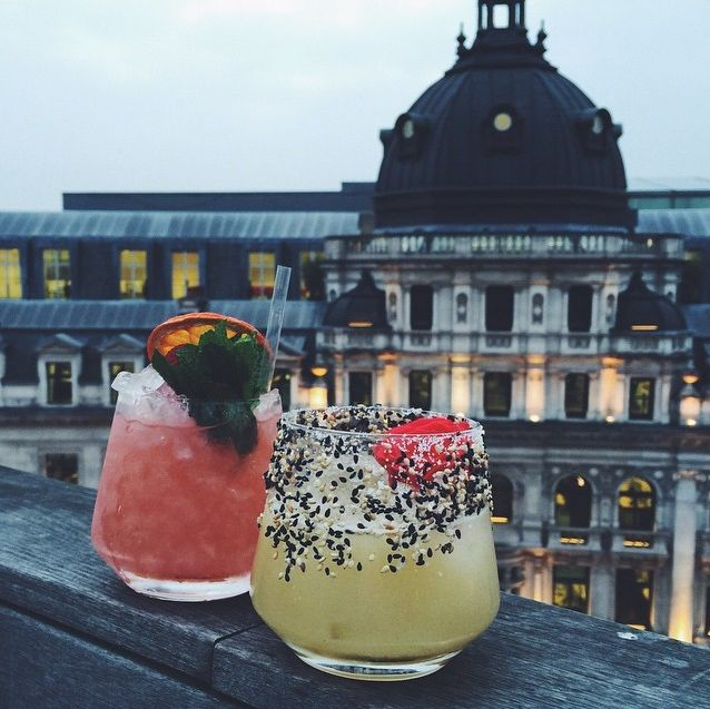 Best places to grab a cocktail in London