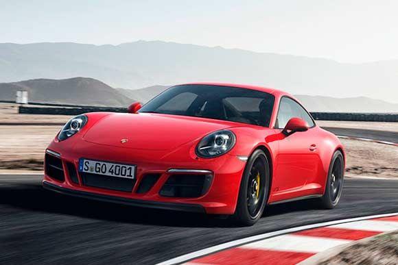 Novo Porsche 911 tem motor turbo de 450 cv de potência