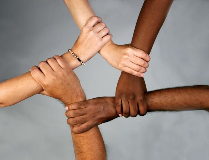 I pledge to stand against an racial injustice and promote racial unity #OneBraveThing