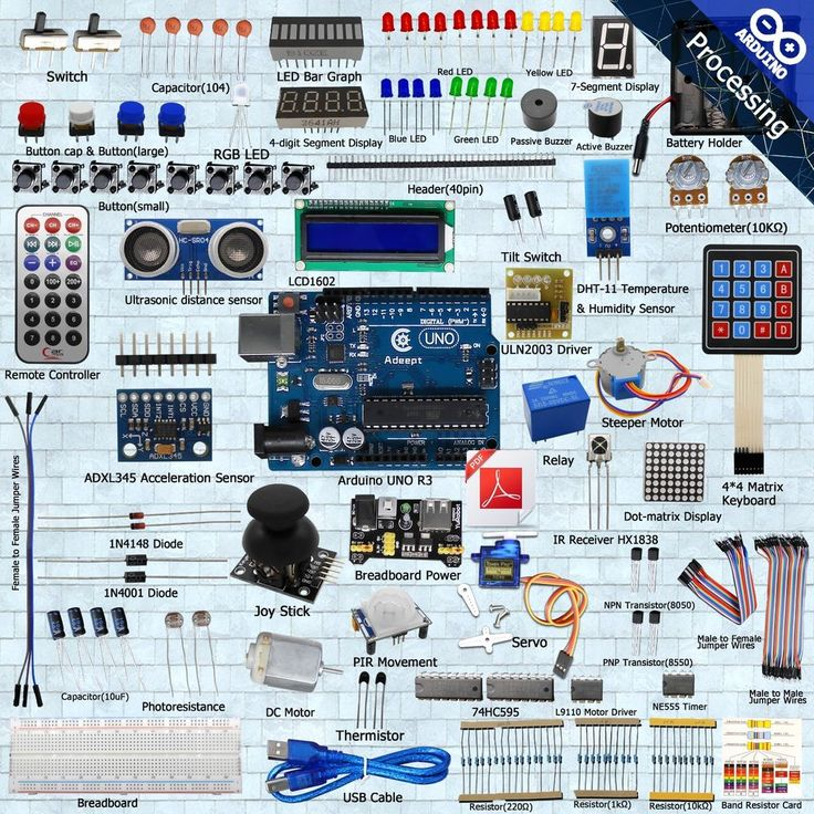 Which Arduino Starter Kit is the Best? - Bald Engineer