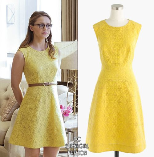 A blog dedicated to the fashion on CBS's Supergirl. Follow us to find items as seen on the...