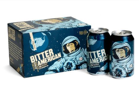 21st Amendment Bitter American Beer Case