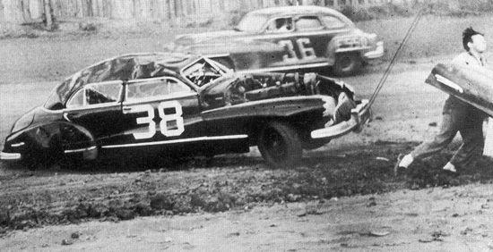 Charlotte motor speedway june of 1948 a novice driver for Charlotte motor speedway drag racing