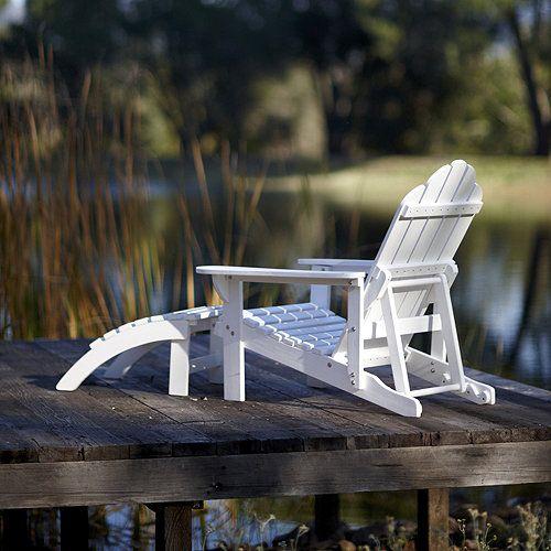 Adirondack Chair.  Ahhhhh.
