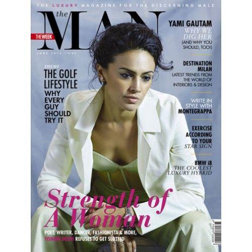 #MAN #magazine Men's Interest