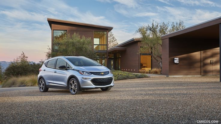 2017 Chevrolet Bolt EV Wallpaper