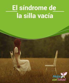 El #Síndrome de la silla vacía El síndrome de la silla vacíase refiere al sentimiento que aparece antela pérdida de una persona especial para nosotros. Puede ser una familiar, una amistad, #Hermanos, etcétera. Podría confundirse con la #Tristeza de perder a alguien, #RelacionesDePareja