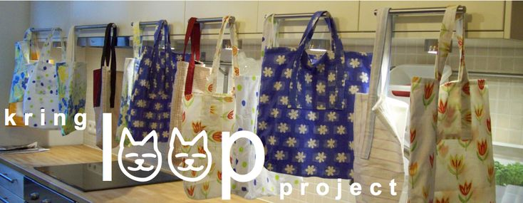 Another shopping bag tutorial (Dutch site)