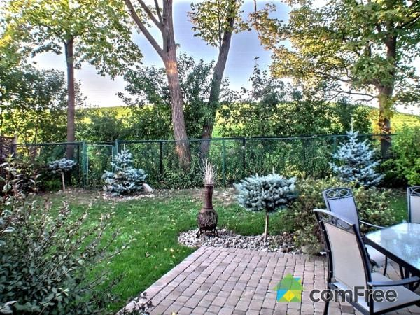 Check out this Backyard in Maple #ComFree
