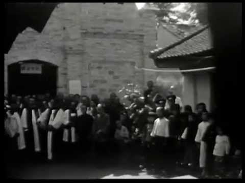 南京大屠杀史料 约翰马吉拍摄 Original Film of Nanking Massacre by John Magee