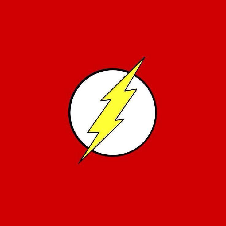 the flash symbol superhero stuff pinterest the flash. Black Bedroom Furniture Sets. Home Design Ideas
