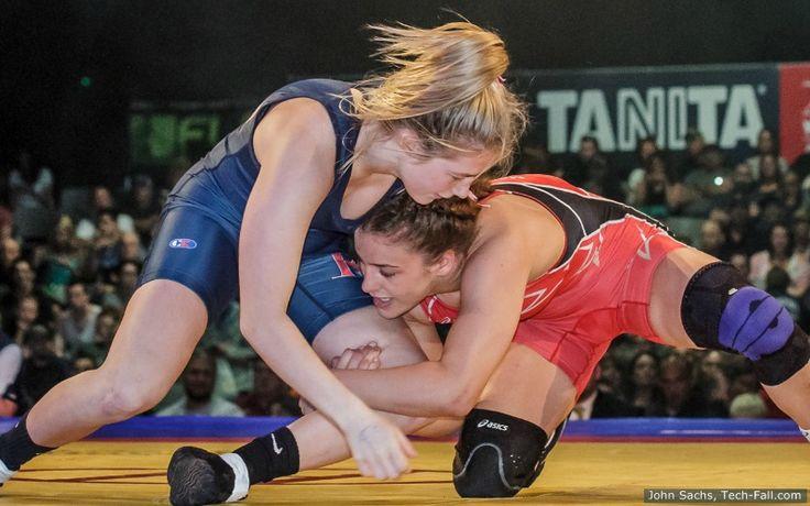 Helen Maroulis Is Proudly A Pioneer In Women's Wrestling