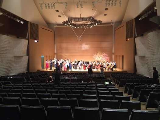 第4回 MAGICO音楽教室発表会 リハーサル風景