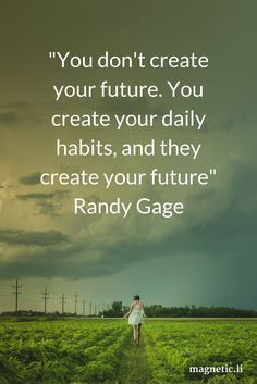 Your energy, and the habits you do on a daily basis shape your future. Read my blog post to discover how to stay focused and boost productivity