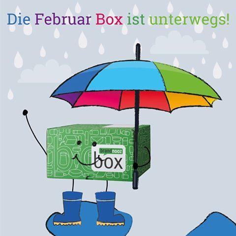 Mika Checkpoint: brandnooz Box Februar 2016
