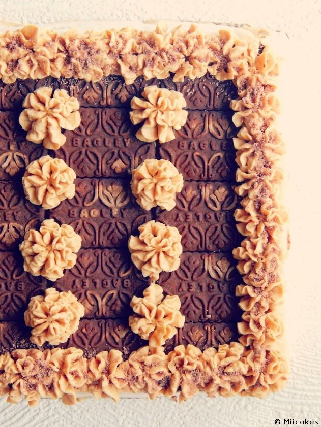 Chocotorta: Miicakes