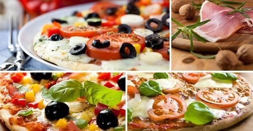2 DUŻE i PYSZNE PIZZE w Pablo Picasso! Chrupiące ciasto, podwójny ser i MEGA DUŻO dodatków! Życzymy smacznego!