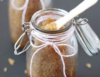 Μέλι, λάδι και ζάχαρη για λαμπερό, γυαλιστερό δέρμα!