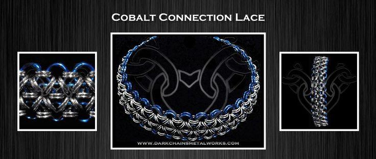 Cobalt Connection Lace