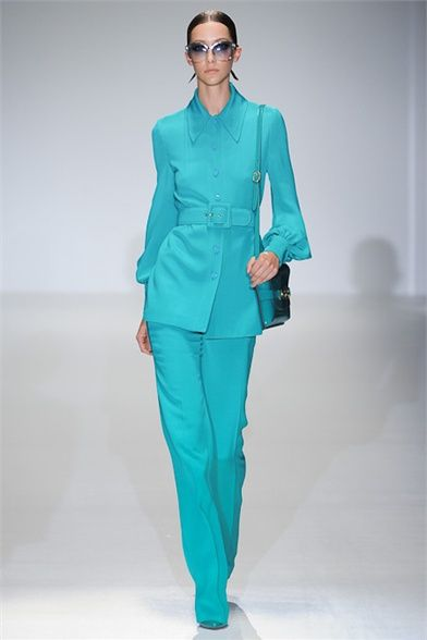 Gucci - Spring Summer 2013 Ready-To-Wear - Shows - Vogue.it