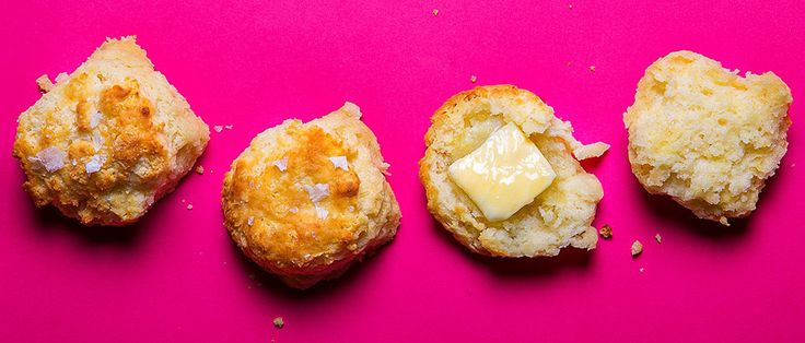 See all our tips and tricks in getting perfectly flakey southern-style biscuits.