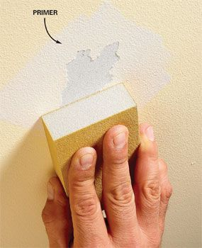 Preparing Walls for Painting: Problem Walls - Article | The Family Handyman