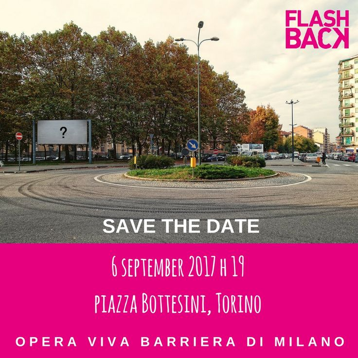 Info event: http://bit.ly/2voshcg #operaviva #barrieradimilano #torino #whatscontemporary #allartiscontemporary #flashbackfair #flashback_specialprojects #event #contemporaryart