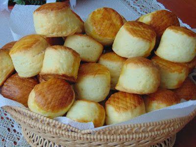 Rozi Erdélyi konyhája: Krumplis pogácsa, maradék prumplipüréből